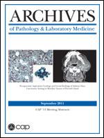 Archives Of Pathology & Laboratory Medicine - image 8